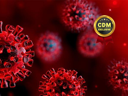 A Cyber Approach to Coronavirus Containment