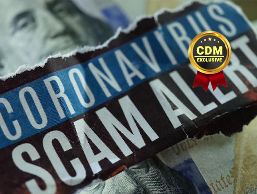 Top 5 Coronavirus Scams
