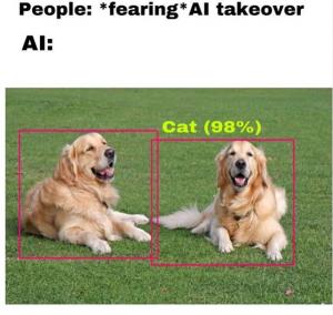 Fig 1 AI Meme