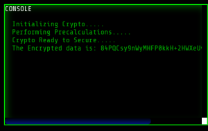 Fig 6 AES Encryption