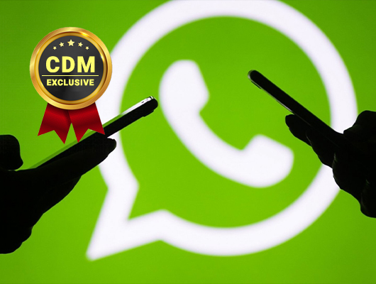 ONE YEAR ON FROM WHATSAPP HACK- WHAT'S CHANGED