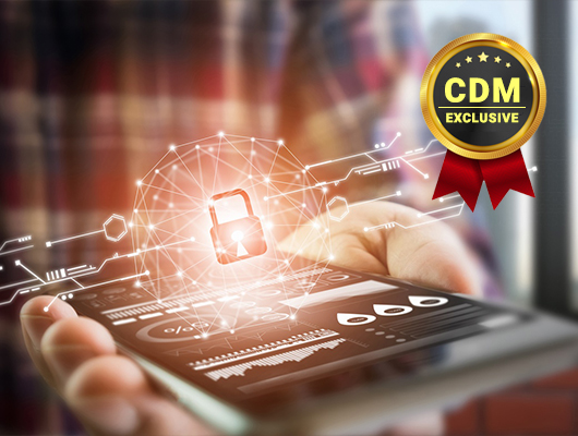 Financial data security risks in the hands of online shops or intermediary applications