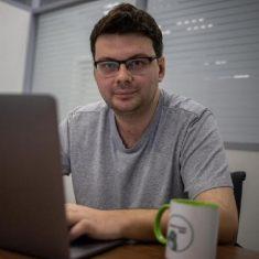 Andrey Meshkov Author