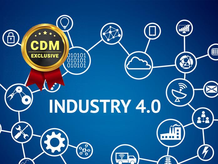 Industry 4.0 under Threat Landscape