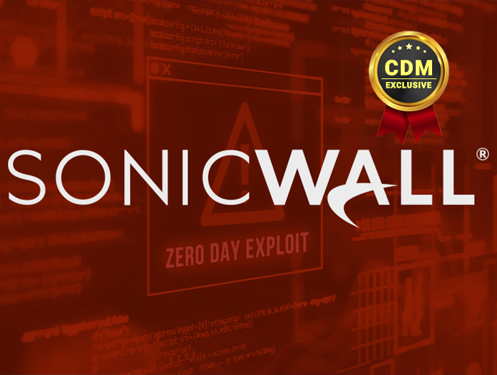 3 Zero-Day in SonicWall Enterprise Email Security Appliances actively exploited