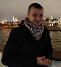 Stas Gaivoronskii Author