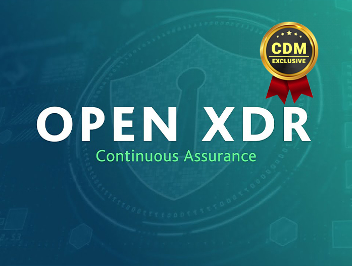 The Case for Open XDR