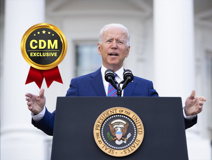 President Joe Biden expressed concerns