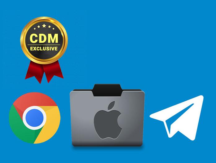 XCSSET MacOS malware targets Telegram, Google Chrome data and more