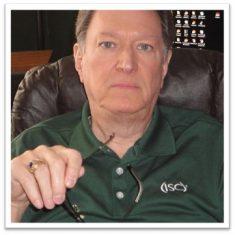 Dr. Peter Stephenson Author