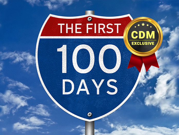 New CIOs 5 Key Steps in Your First 100 Days