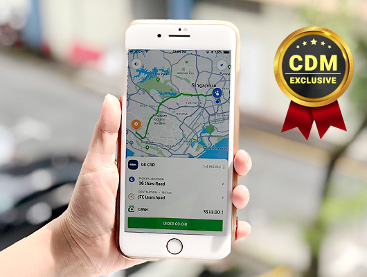 Intercepting data traffic via iPhone